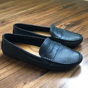 G.H. Bass & Co. Missy Black Driver Loafers